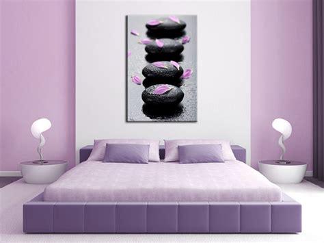 peinture violette pour chambre comment bien choisir tableau deco hexoa