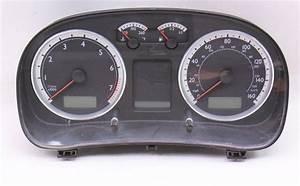 Instrument Gauge Cluster Speedometer 04