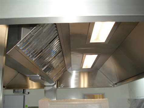 kitchen canopy lights kitchen ventilation andrew engineering 3314