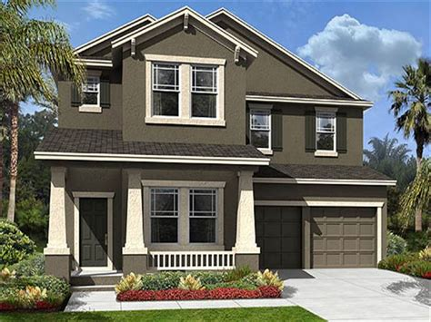 roarke ii single family home floor plan in winter garden