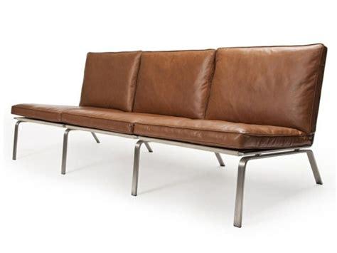 canape cuir moderne contemporain canap 233 moderne 75 mod 232 les pour un salon tendance