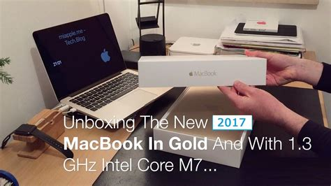 Unboxing New Macbook Pro (2017) Edition Review, Price And