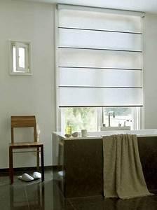 Bad Fenster Sichtschutz : badezimmer mit sichtschutz dekofactory ~ Markanthonyermac.com Haus und Dekorationen