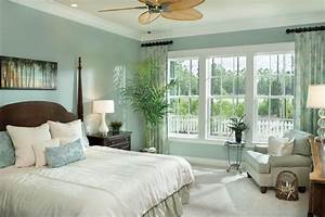 sandpiper 1126 tropical bedroom With light blue paint for tropical home design