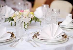 Faire Une Belle Table Pour Recevoir : dresser la table tout pratique ~ Melissatoandfro.com Idées de Décoration