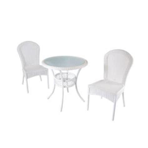 white resin wicker kingman bayside patio furniture from