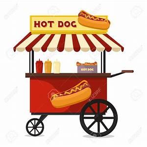 Hot Dog Stand : hot dog stand clipart clip art guru ~ Yasmunasinghe.com Haus und Dekorationen