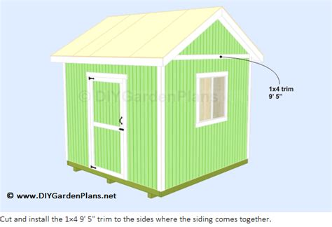 gambrel shed plans  area iswandy