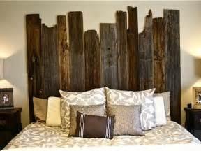 diy salvaged barn wood headboard up kn 214 rth