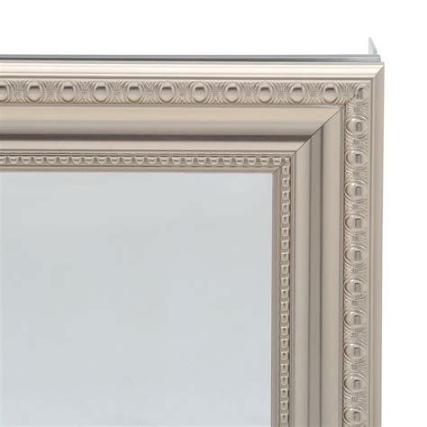 brushed nickel medicine cabinet with mirror cabinets