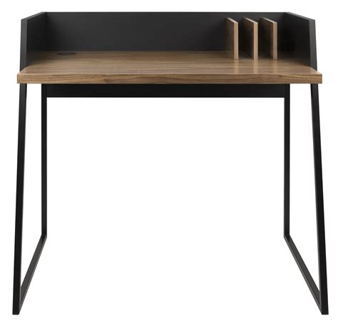 bureau ups bureau working noir noyer pop up home