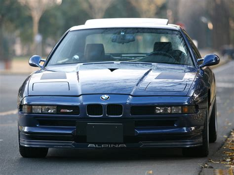 Rare 1991 Bmw Alpina E31 B12 5.0 For Sale