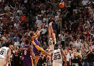 10 Year Anniversary Derek Fisher39s 04 Second Game Winner