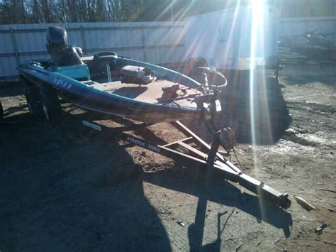 Boat Repair Richmond Va by Auto Auction Ended On Vin Bnz9p172j091 1991 Stra Boat In