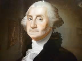 George Washington on Glass - Urban Art and Antiques; Antique News; Art ... Washington