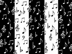 Best Black And White Music Notes #9914 - Clipartion.com