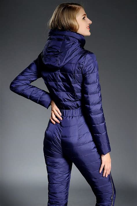 winter snowboard suit women  piece ski suit  women