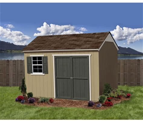 12x8 shed 12 215 8 shed with overhead storage space burlington