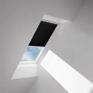 Velux Skylight Blind 43 In  Length Manual Room Darkening