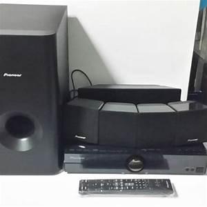 Offer  Pioneer Dvd  Cd Receiver Xv