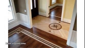hardwood floor inlays