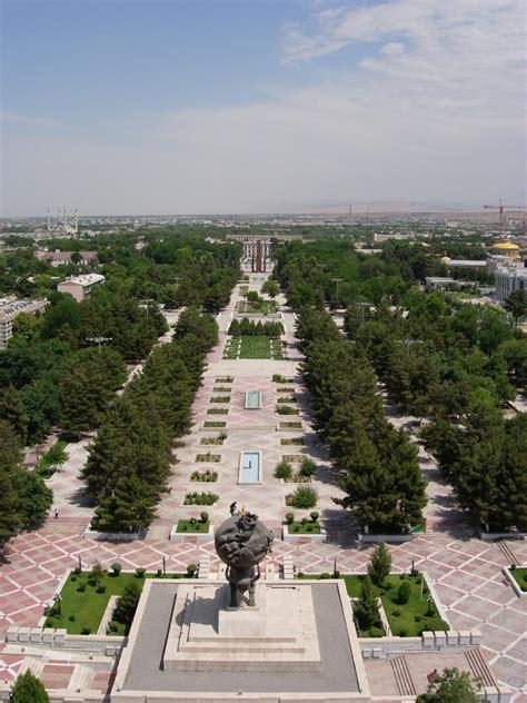 Ashgabat | Had we but world enough and time...