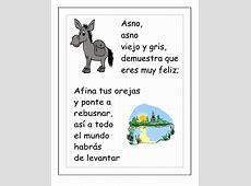 Rimas infantiles Frases Locas