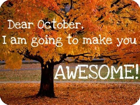 Dear October Pictures, Photos, And Images For Facebook