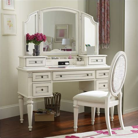 vanity desk with hooker furniture opus designs claire vanity desk with