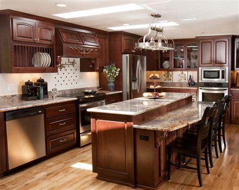 wood trim kitchen cabinets مطابخ خشبية جديدة المرسال 1612