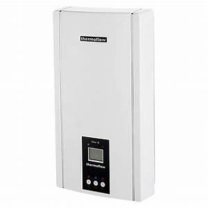 Durchlauferhitzer 21 Kw Elektronisch : thermoflow durchlauferhitzer elex 18 18 kw 7 l min bei 35 c elektronisch bauhaus ~ Buech-reservation.com Haus und Dekorationen