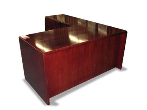 used l shaped desk used l shaped wood desks from office furniture outlet in