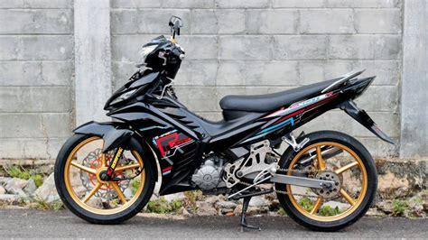 Modifikasi Mx New by Modifikasi New Jupiter Mx Harian Ala Roadrace