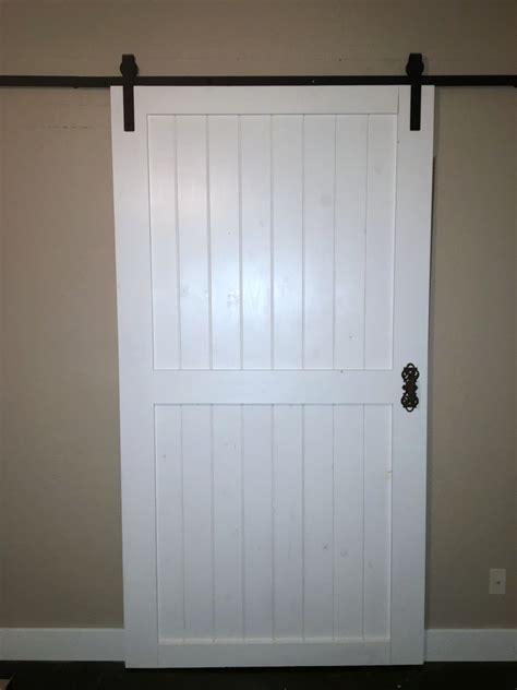 albert blog cheap easy diy barn door