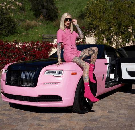 coolest cars  jeffree stars instagram  news wheel