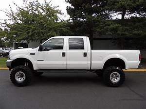 2001 Ford F 4x4   7 3l Diesel  Lifted
