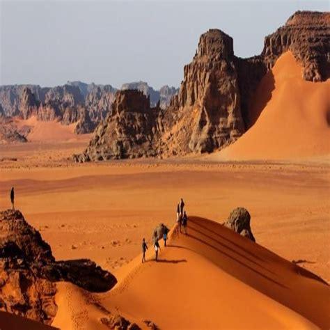 sahara dalgerie sahara algeria en  desert places