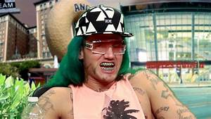 Riff Raff's Aquaberry Shark Grill GGN - YouTube