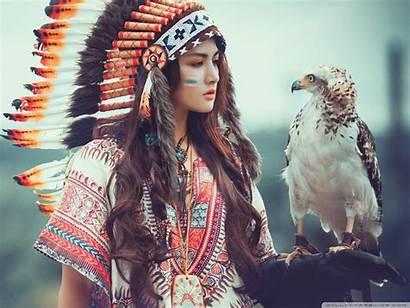 Wallpapers Indian Native American 4k Eagle Desktop