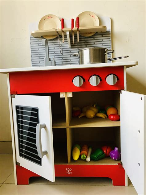 hape play kitchen review  play kitchen set easy