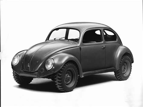 Its Been 70 Years Since The First Vw Beetle Rolled Off