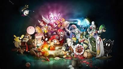 Gaming Wallpapers Characters Widescreen Wallpapersafari