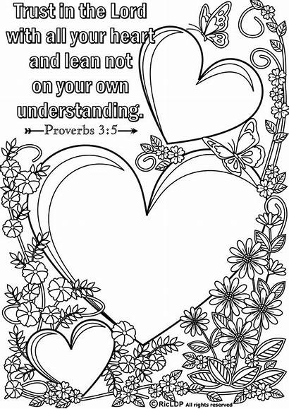 Coloring Pages Adults Bible Adult Printable Sheets