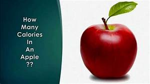 Healthwise - Diet Calories,How Many Calories in an Apple ...