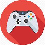 Icons Controller Xbox Icon Gaming Joystick Gamepad