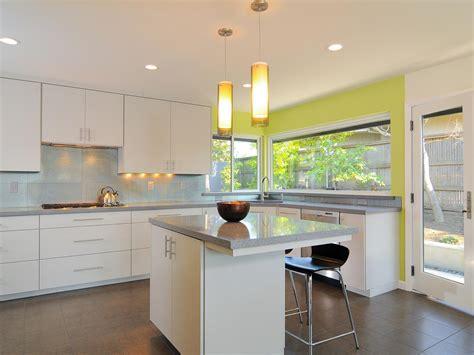 Kitchen Paint Color Schemes And Techniques + Hgtv Pictures