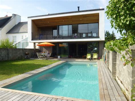 construction d une maison individuelle bioclimatique 224 etel