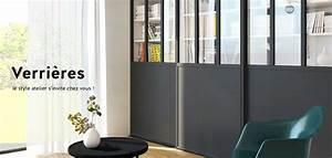 Porte Placard Verriere : placards dressings verri res et am nagements sur mesure ~ Melissatoandfro.com Idées de Décoration