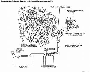 1999 Ford Ranger Vacuum Diagram