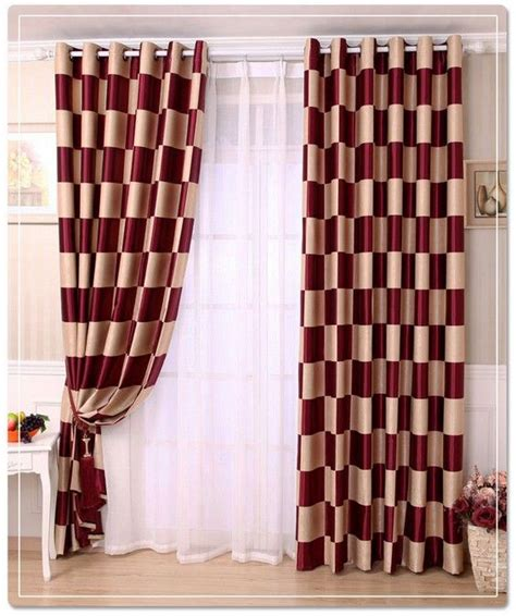 1000 ideas about burgundy curtains on maroon